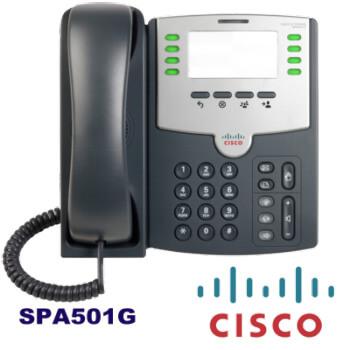 Cisco SPA501G Kampala Uganda