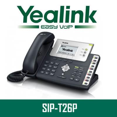 Yealink SIP-T26P Kampala Uganda