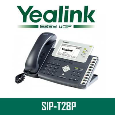 Yealink SIP-T28P Kampala Uganda
