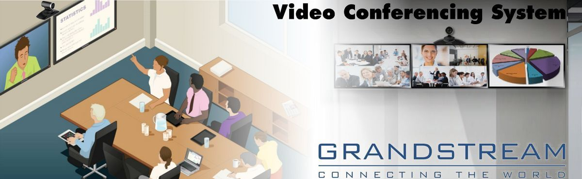 Grandstream Video Conferencing Uganda
