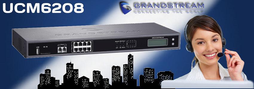 Grandstream UCM6208 Uganda