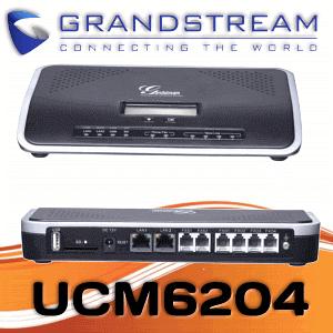 Grandstream UCM6204 PBX Uganda