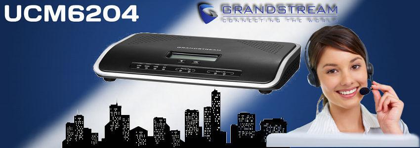 Grandstream UCM6204 Uganda