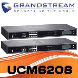 Grandstream UCM6208 PBX Uganda