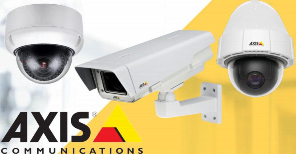 Axis CCTV Camera Kampala