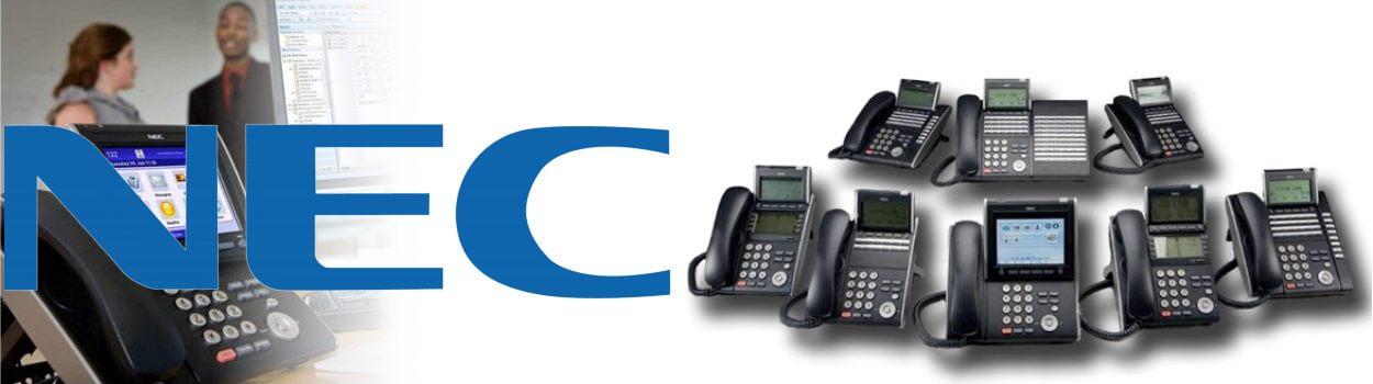 NEC Phones Kampala