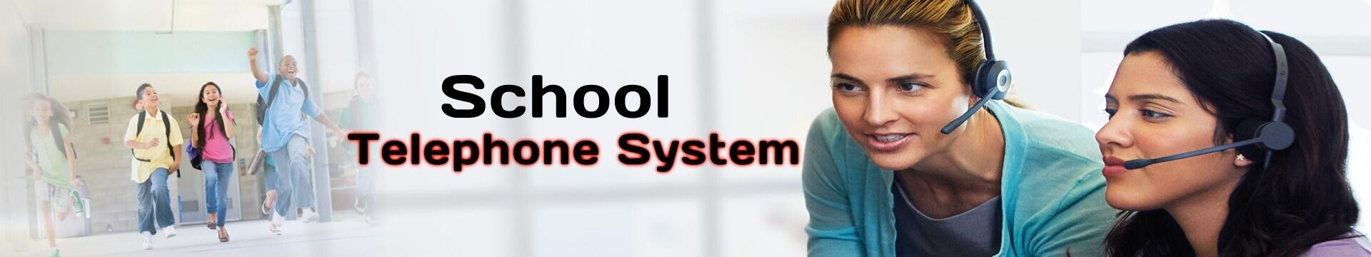 School Telephone System Uganda