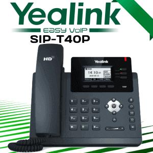 Yealink-SIP-T40P-Voip-Phone-Uganda-Kampala