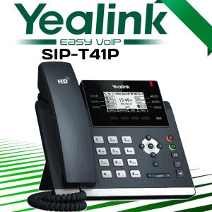 Yealink-SIP-T41P-Voip-Phone-Uganda-Kampala