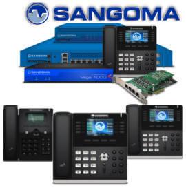 Sangoma Telephone System