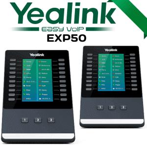 Yealink EXP50 Module Uganda