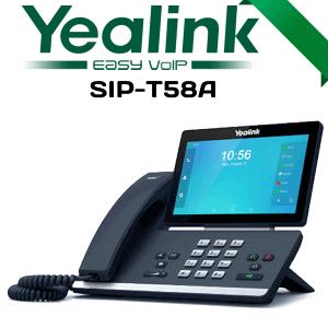 Yealink T58A IP Phone Uganda