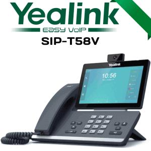 Yealink SIP-T58V IP Phone Uganda
