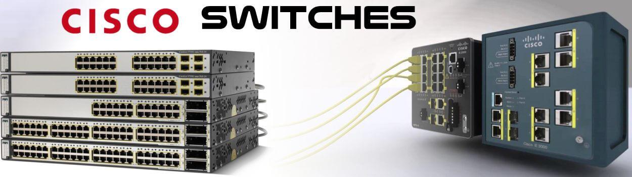 Cisco Switches Uganda
