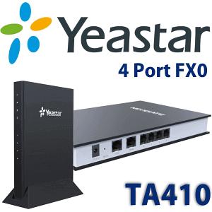 Yeastar TA410 Uganda