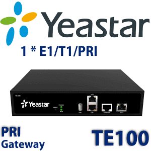 Yeastar TE100 PRI Gateway Uganda