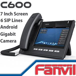 Fanvil C600 Kampala Uganda