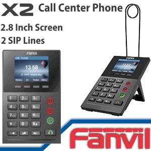 Fanvil X2 Uganda