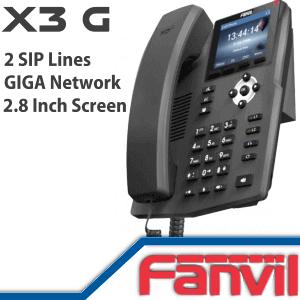 Fanvil X3G Kampala Uganda