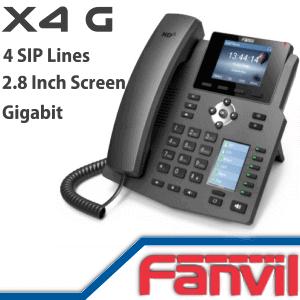 Fanvil X4G Uganda