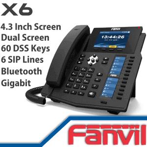 Fanvil X6 Uganda
