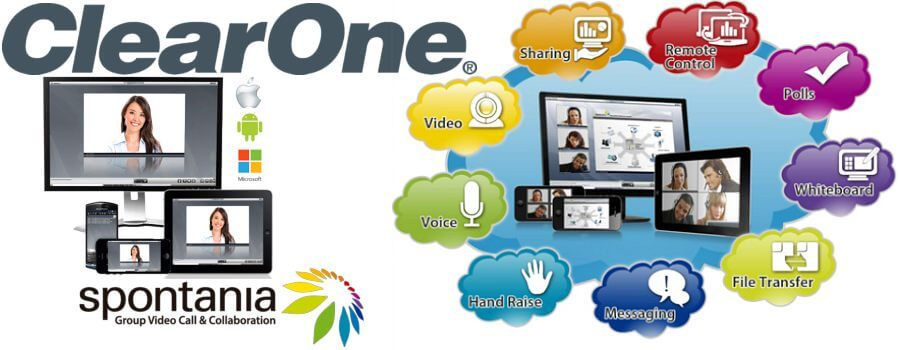 Spontania Cloud Video Conferencing Uganda