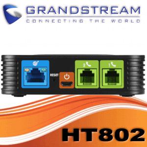 Grandstream HT802 Kampala Uganda