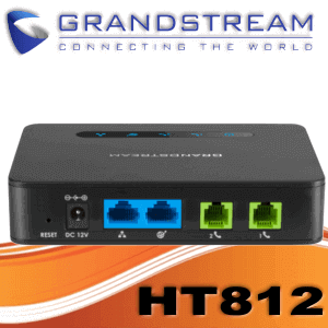 Grandstream HT812 Kampala Uganda