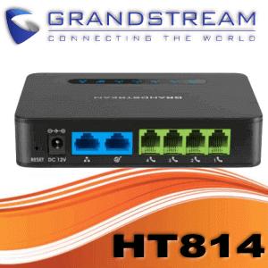 Grandstream HT814 Kampala Uganda