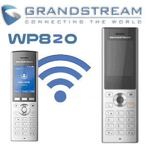 Grandstream WP820 WIFI Phone Kampala