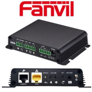 Fanvil PA2 Paging System Kampala Uganda