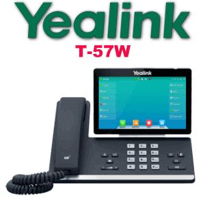 yealink t57w ip phone kampala