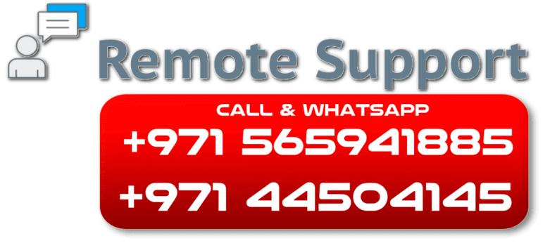 phone remote support Uganda