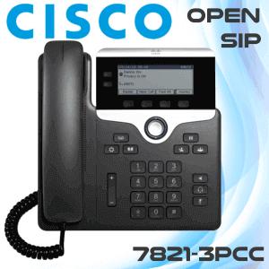 Cisco CP7821-3PCC SIP Phone Kampala Uganda