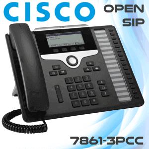 Cisco CP7861-3PCC SIP Phone Kampala Uganda