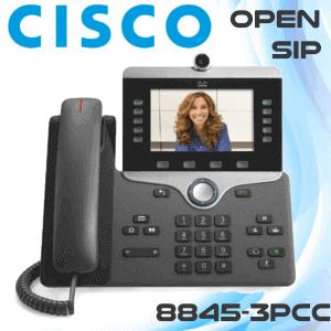 Cisco CP8845-3PCC SIP Phone Kampala Uganda