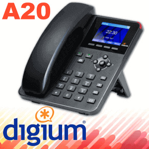 Digium A20 IP Phone Kampala Uganda