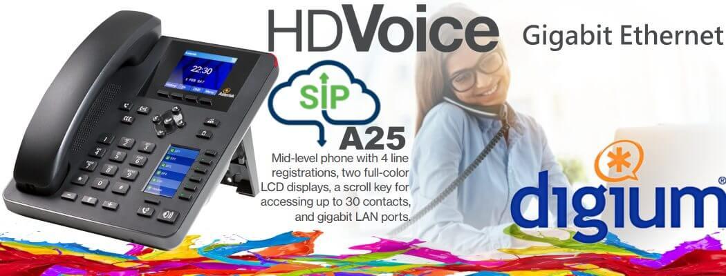 digium a25 ip phone Uganda