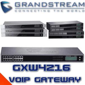 Grandstream GXW4216 Kampala Uganda