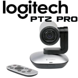 Logitech PTZ PRO Camera Kampala Uganda