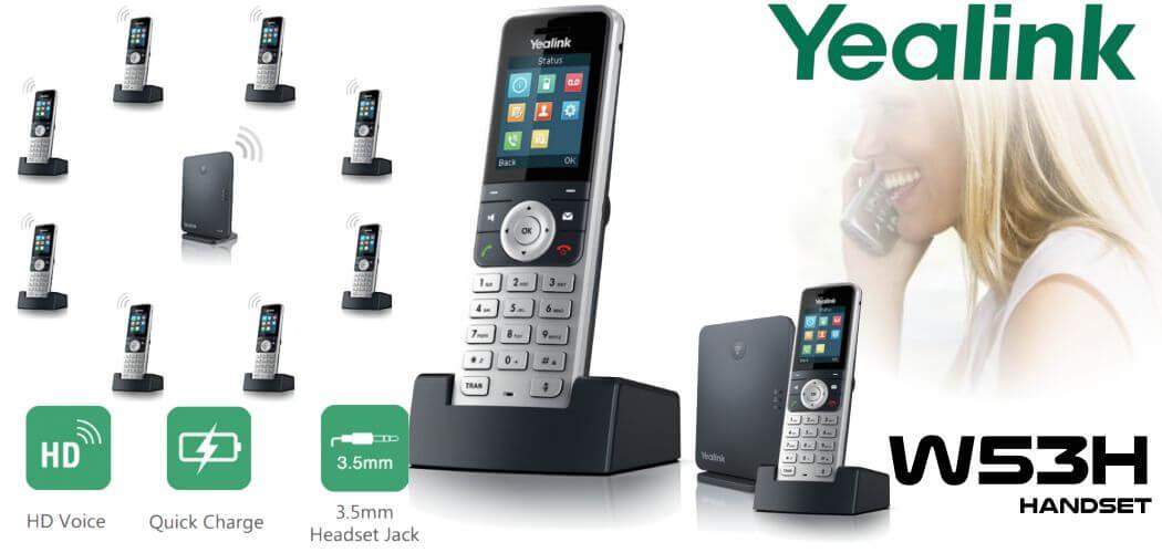 yealink w53h dect phone Uganda