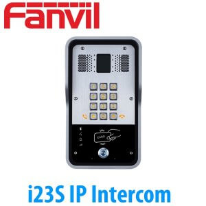 Fanvil I23s Ip Intercom Kampala