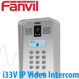 Fanvil I33v Ip Door Phone Kampala