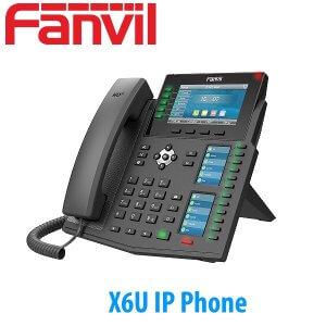 Fanvil X6u Uganda