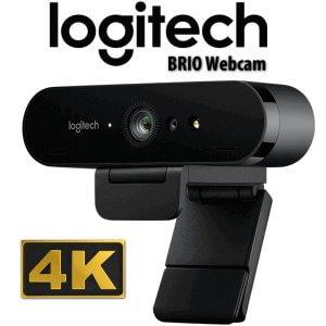 Logitech Brio Webcam Kampala