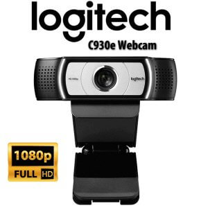Logitech C930e Webcam Kampala