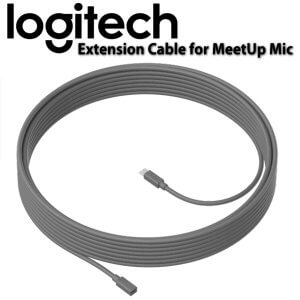 Logitech Extension Cable For Meetup Mic