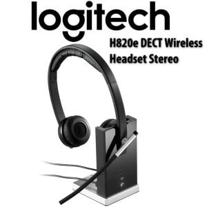 Logitech H820e Headset Stereo Kampala