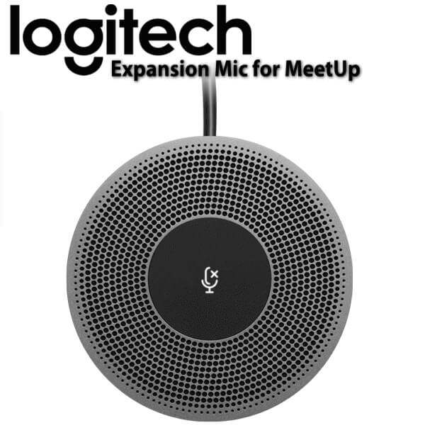 Logitech Meetup Expansion Mic Uganda