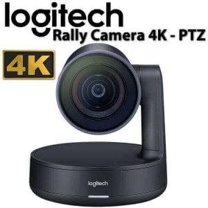 Logitech Rally Camera 4k Ptz Kampala